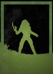 Dusk of Villains - Predator - plakat Wymiar do wyboru: 20x30 cm