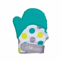 Rękawica-gryzaczek Gluv, niebieska BBluv