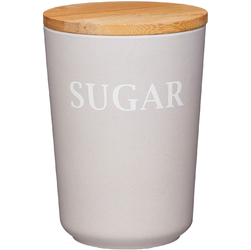 Pojemnik na cukier ekologiczny Natural Elements Kitchen Craft NESUGARBF