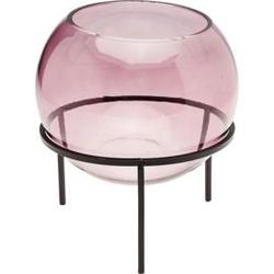 Kare design :: wazon oracle różowy ø18cm