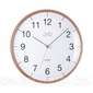 Zegar ścienny jvd rosegold ha16.4