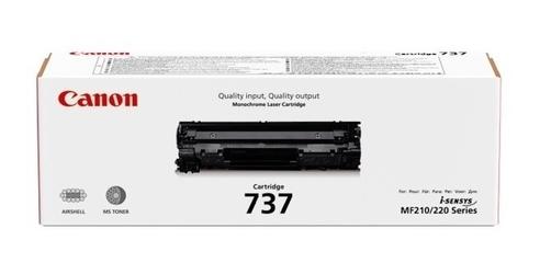 Canon crg 737 black