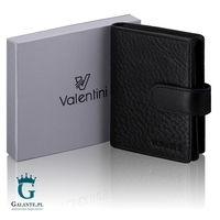 Bezpieczny portfel na karty płatnicze i wizytówki 159-013 rfid