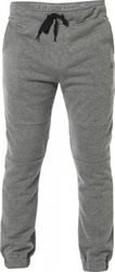 Fox spodnie dresowe lateral heather graphite