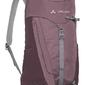 Damski plecak turystyczny vaude gomera 18 - fioletowy