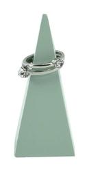 Stojak na biżuterię Pyramid mały zielononiebieski