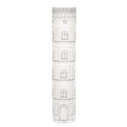 Szklanki w zestawie Palace Torre 6 szt. satynowe