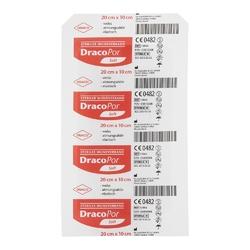 Dracopor plaster sterylny 20x10cm