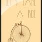 Lets take a ride - plakat