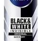 Nivea men, invisible power, dezodorant dla mężczyzn w sprayu, 150ml