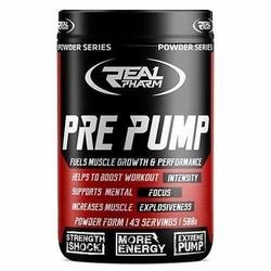 Real pharm pre pump - 500g