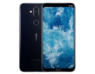 Nokia smartfon 8.1 dual sim 464gb granatowy