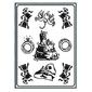 Folder do embossingu - ślub - ślb