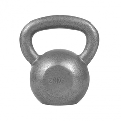 28 kg kettlebell żeliwny gorilla sports