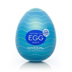 Sexshop - tenga masturbator - jajko egg cool edition 1 sztuka - chłodzące - online