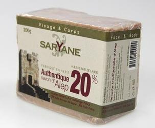 SA Mydło z Aleppo 20 200g Saryane