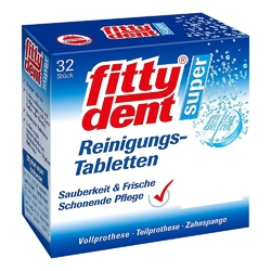 Fittydent super tabletki czyszczące