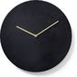 Zegar ścienny norm metal patynowany mosiądz