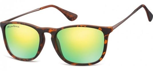 Okulary montana ms34f przeciwsłoneczne panterka lustrzanki