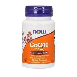 Now coq10  koenzym q10  100mg - 30vegcaps