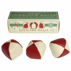 Piłeczki do żonglowania 3 szt., Rex London