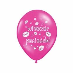 Balony - Wieczór Panieński Różowe