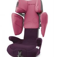 Concord transformer tech carmin pink fotelik 15-36 kg twinfix + mata gratis