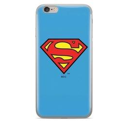 ERT Etui DC Comics Superman 002 Samsung A202 A20e niebieski WPCSMAN503