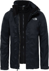 Kurtka męska the north face evolve ii triclimate t0cg55jk3