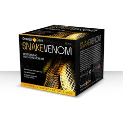 Krem przeciwzmarszczkowy z jadem węża snake venom