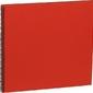 Album na zdjęcia uni economy białe karty duży czerwony
