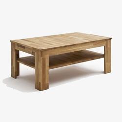 Drewniana bukowa ława fritz  104x62 cm