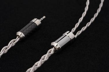 Effect Audio Cleopatra Wtyk IEM: 3.5mm, Konektory: MMCX