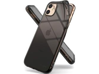 Etui ringke air do apple iphone 11 smoke black - czarny