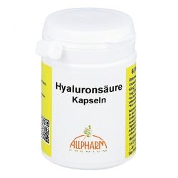 Hyaluronsaeure 50 mg kapsułki
