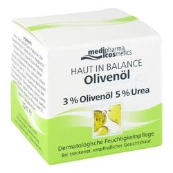 Olivenoel krem do skóry wrażliwej 3 oliwy + 5 mocznika