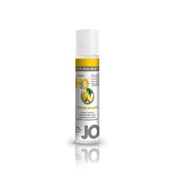Sexshop - lubrykant smakowy - system jo h2o lubricant lemon 30 ml cytryna - online