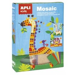 Zestaw artystyczny apli kids mozaika - sawanna