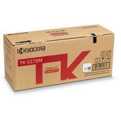 Toner Oryginalny Kyocera TK-5270M 1T02TVBNL0 Purpurowy - DARMOWA DOSTAWA w 24h