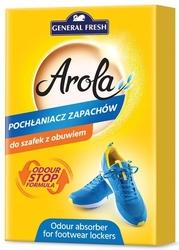 Arola, general fresh, pochłaniacz zapachów  do szafek z obuwiem, 1 sztuka