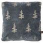 Be pure :: poduszka forest szaroniebieska