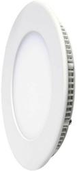 Oprawa sufitowa downlight led slim 9w - 4000k neutralny obudowa biała