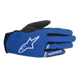 Rękawiczki alpinestars stratus dark blue silver 1568013-774