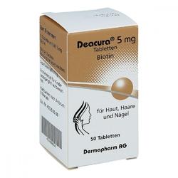 Deacura 5 mg tabl.