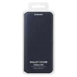 Samsung Etui Wallet Cover do A50 czarne