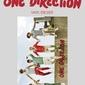 One Direction Jumping - naklejka