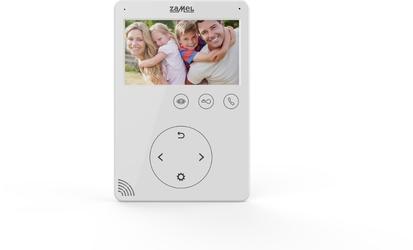 Monitor wideodomofomu zamel 4.3 vp-816w - szybka dostawa lub możliwość odbioru w 39 miastach
