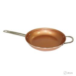Patelnia miedziana starlyf copper pan