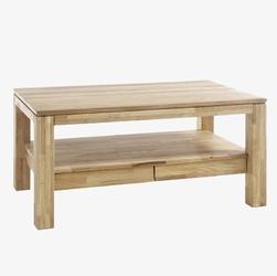 Drewniana dębowa ława gordon  115x70 cm