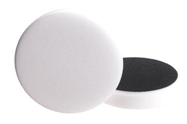 Super shine neocell white xtra cut – bardzo twardy pad polerski, biały, świetne wykończenie 135mm